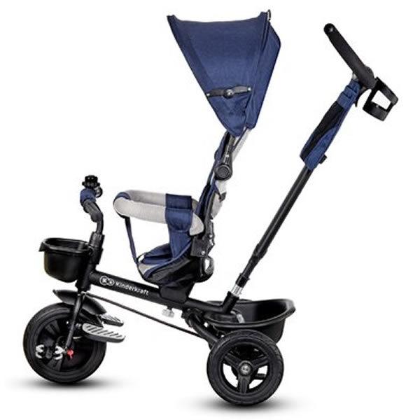 Tricicleta Aveo Kinderkraft blue 3