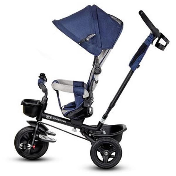 Tricicleta Aveo Kinderkraft blue 4