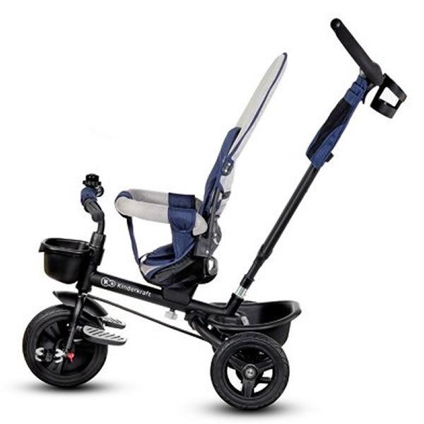 Tricicleta Aveo Kinderkraft blue 7