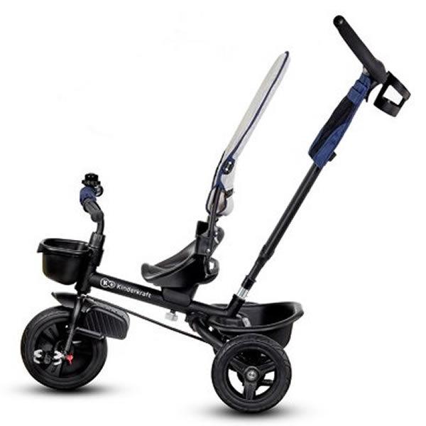 Tricicleta Aveo Kinderkraft blue 8