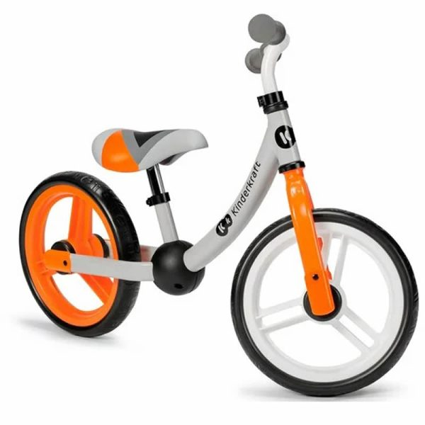 Bicicleta fara pedale Kinderkraft 2Way Next z