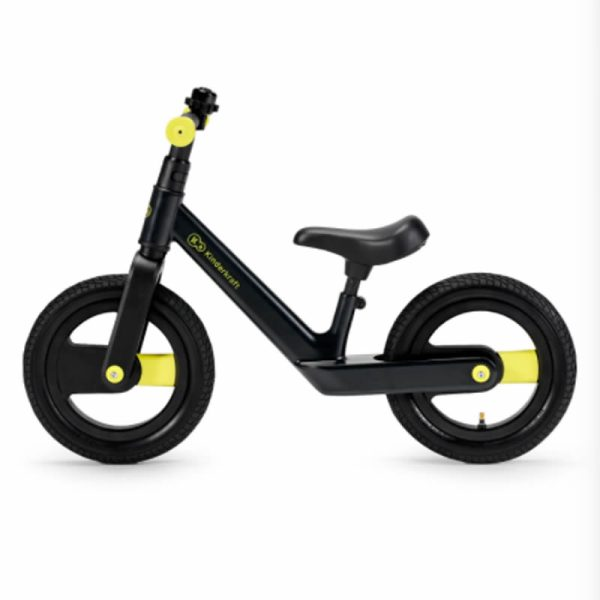 Bicicleta fara pedale Kinderkraft GOSWIFT black volt 1