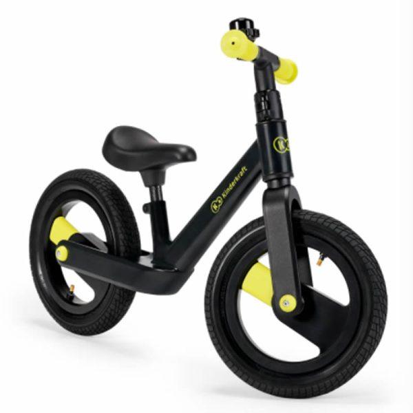 Bicicleta fara pedale Kinderkraft GOSWIFT black volt 2