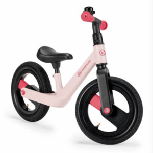 Bicicleta fara pedale Kinderkraft GOSWIFT candy pink 1