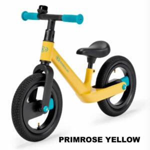 Bicicleta fara pedale Kinderkraft GOSWIFT primrose yellow