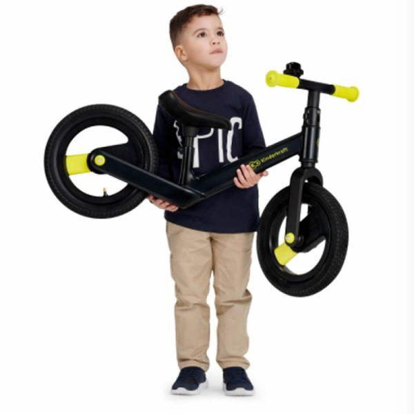 Bicicleta fara pedale Kinderkraft GOSWIFT z 1