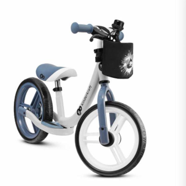 Bicicleta fara pedale Kinderkraft SPACE 2021 saphire blue 3