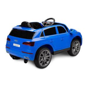 Masinuta electrica cu telecomanda AUDI Q5 blue 1