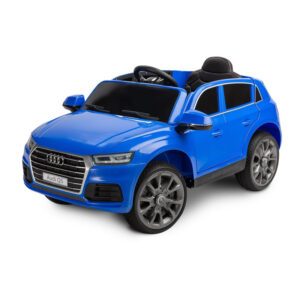 Masinuta electrica cu telecomanda AUDI Q5 blue