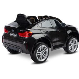 Masinuta electrica cu telecomanda Toyz BMW X6 black 1