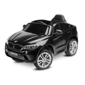 Masinuta electrica cu telecomanda Toyz BMW X6 black