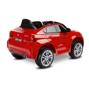 Masinuta electrica cu telecomanda Toyz BMW X6 red 1