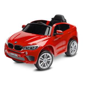 Masinuta electrica cu telecomanda Toyz BMW X6 red
