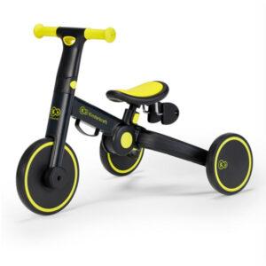 Tricicleta 3 in 1 Kinderkraft 4TRIKE Black Volt