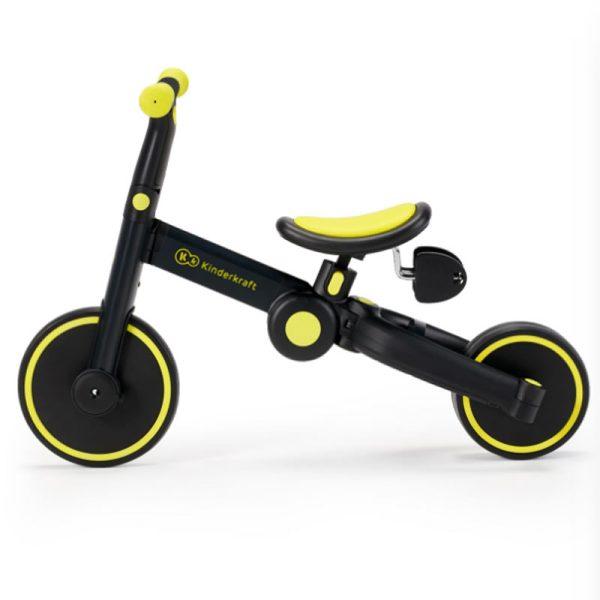 Tricicleta 4Trike Kinderkraft Black 5