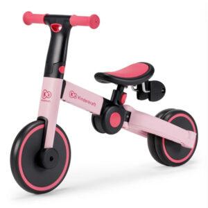 Tricicleta 4Trike Kinderkraft Pink 1