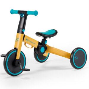 Tricicleta 4Trike Kinderkraft Yellow 1