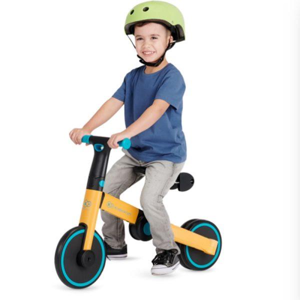 Tricicleta 4Trike Kinderkraft z 1
