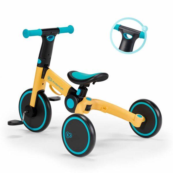 Tricicleta 4Trike Kinderkraft z 10