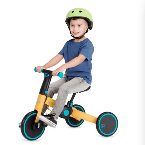 Tricicleta 4Trike Kinderkraft z 2