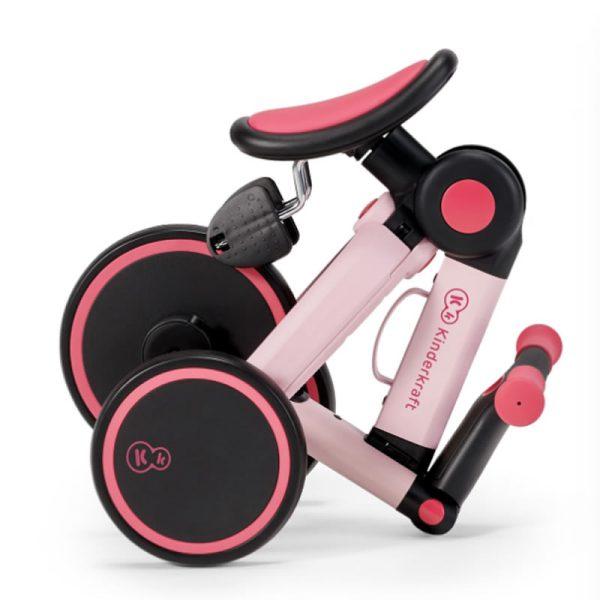 Tricicleta 4Trike Kinderkraft z 3