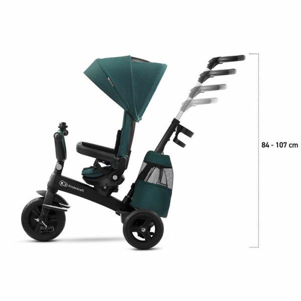 Tricicleta 5 in 1 Kinderkraft EASYTWIST z 19