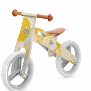 bicicleta fara pedale kinderkraft runner 2021 yellow