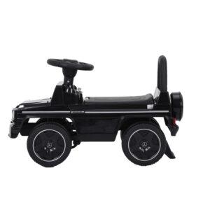 jucarie ride on mercedes benz amg g 63 cu sunete black 1