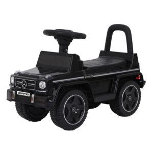 jucarie ride on mercedes benz amg g 63 cu sunete black