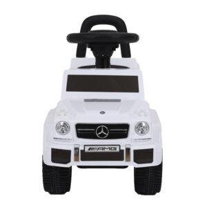 jucarie ride on mercedes benz amg g 63 cu sunete white 1