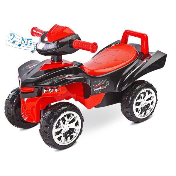 ATV copii Toyz MINI RAPTOR 2 in 1Red