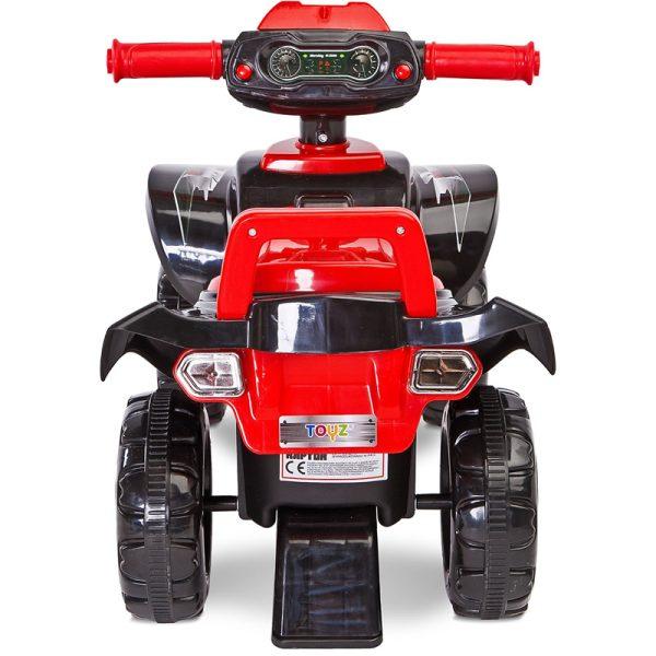 ride on si impingator toyz mini raptor 2 in 1 rosu 2