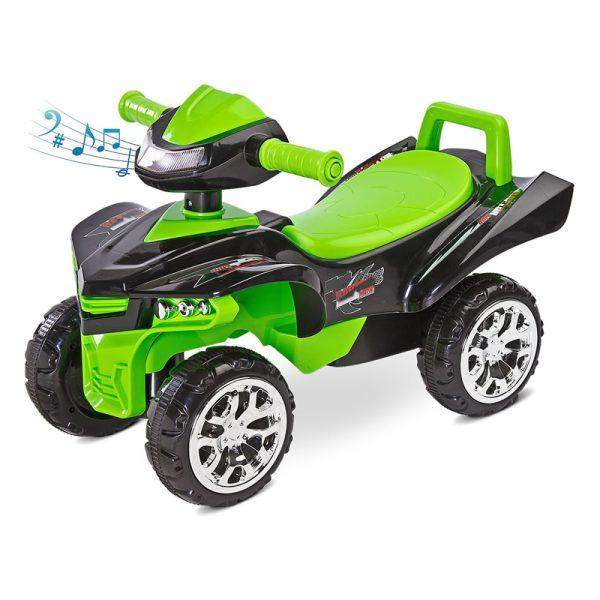 ATV copii Toyz MINI RAPTOR 2 in 1Green