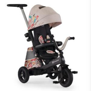 Tricicleta 5 in 1 Kinderkraft EASYTWIST Freedom Bird 1