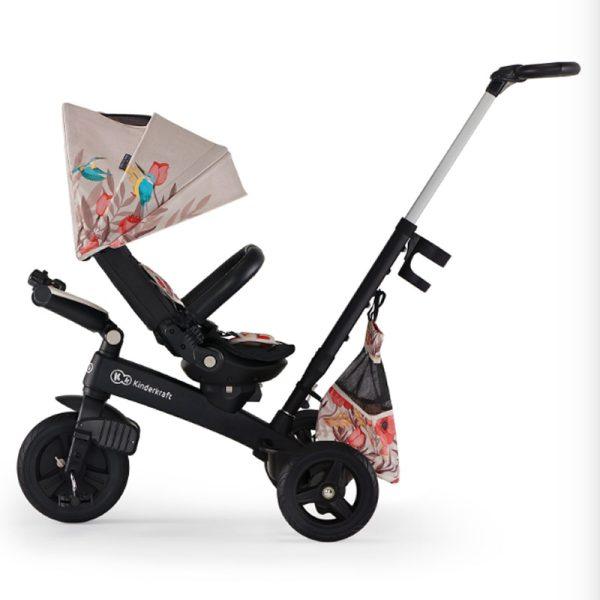 Tricicleta 5 in 1 Kinderkraft EASYTWIST Freedom Bird 6