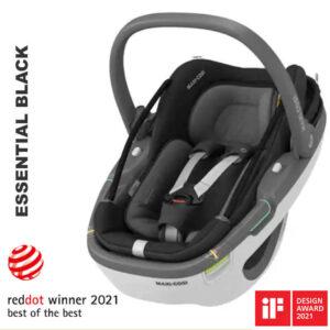 Cos auto i-Size Maxi-Cosi Coral 360 Essential Black