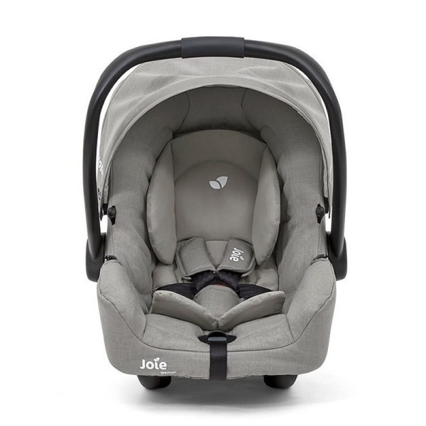Carucior multifunctional 3 in 1 Joie Chrome Pebble 14