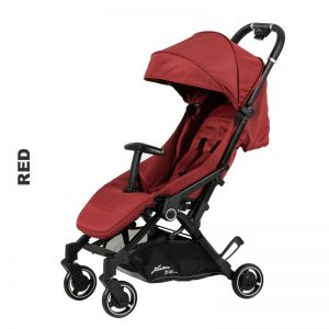 Carucior sport compact Buggy1 by Hartan BIT red