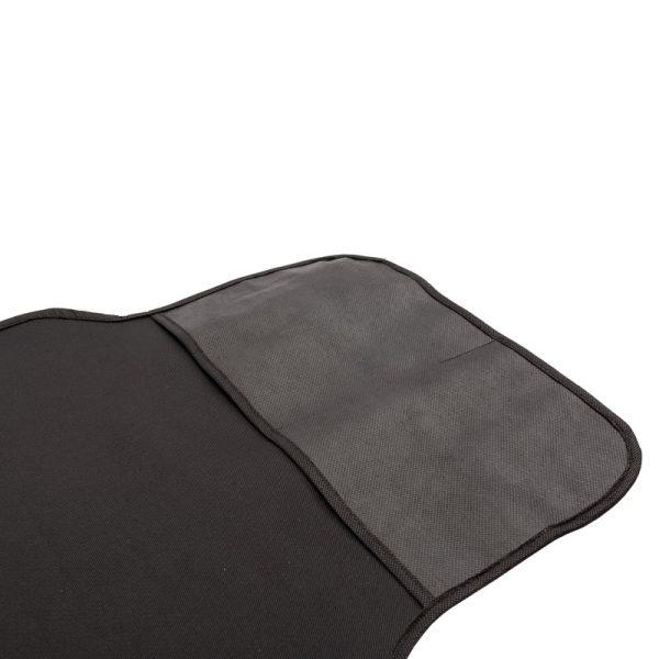 Set protectie bancheta auto si organizator scaun auto Caretero 2