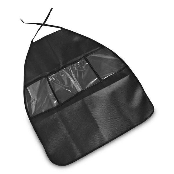 Set protectie bancheta auto si organizator scaun auto Caretero 3