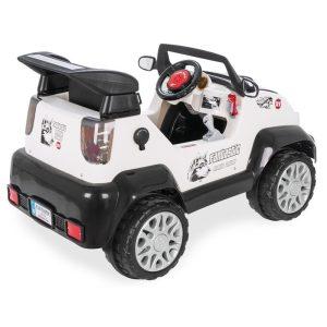 Jeep electric cu telecomanda Pilsan FANTASTIC 12V 1