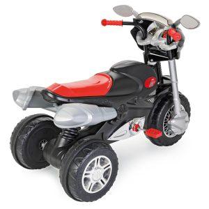 Motocicleta cu pedale si lant Pilsan DESERT EAGLE 1
