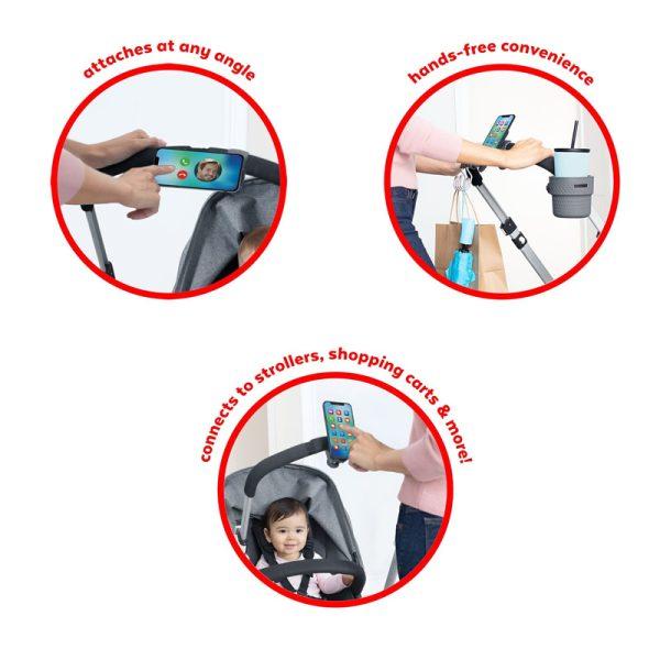 Suport universal de pahar pentru carucior Skip Hop 3