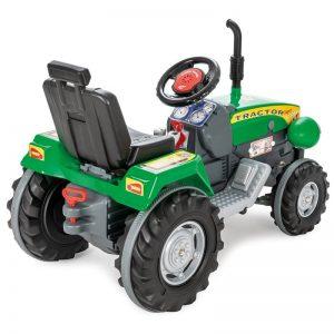 Tractor electric Pilsan SUPER 12V verde 1